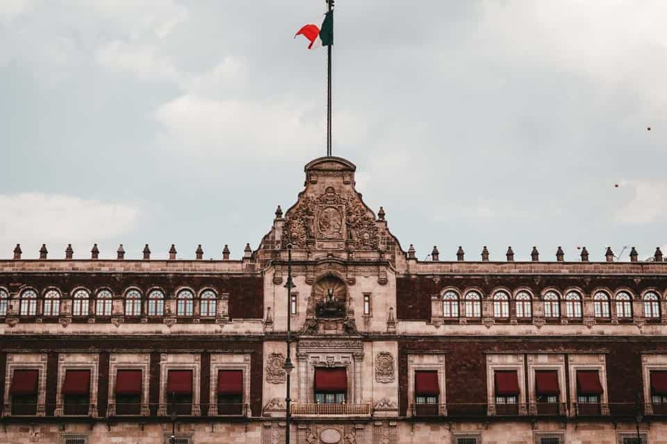 5 Days In Mexico City Itinerary Featured