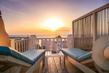 Airbnb In Oia Santorini