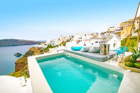 Airbnb Santorini Oia