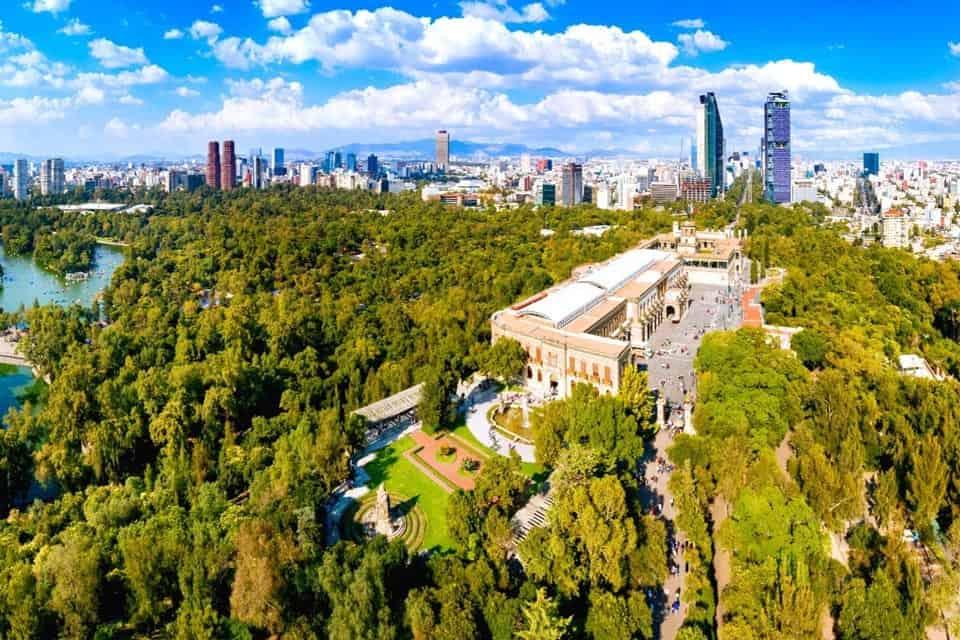 Chapultepec Castle Park Mexico City Guide