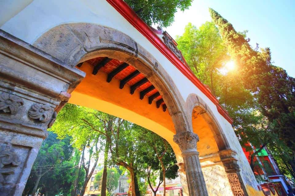 Coyoacan Mexico City Itinerary 5 days