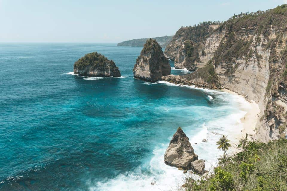 Diamond Beach Nusa Penida things To Do