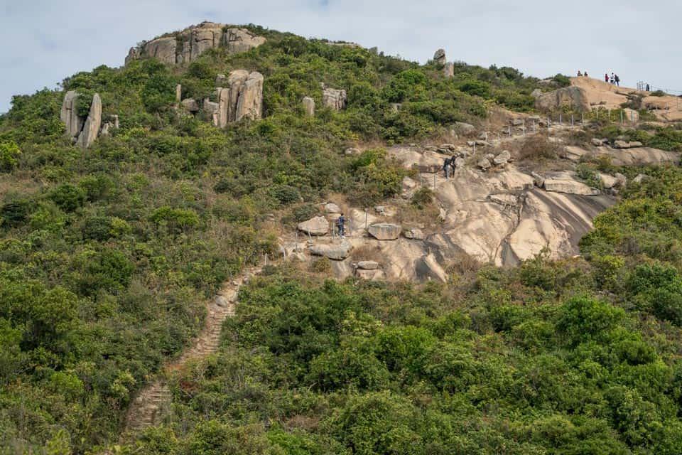 Hike Po Toi Island
