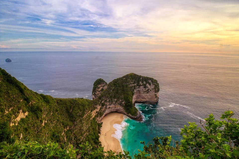 Kelingking Beach Things To See In Nusa Penida