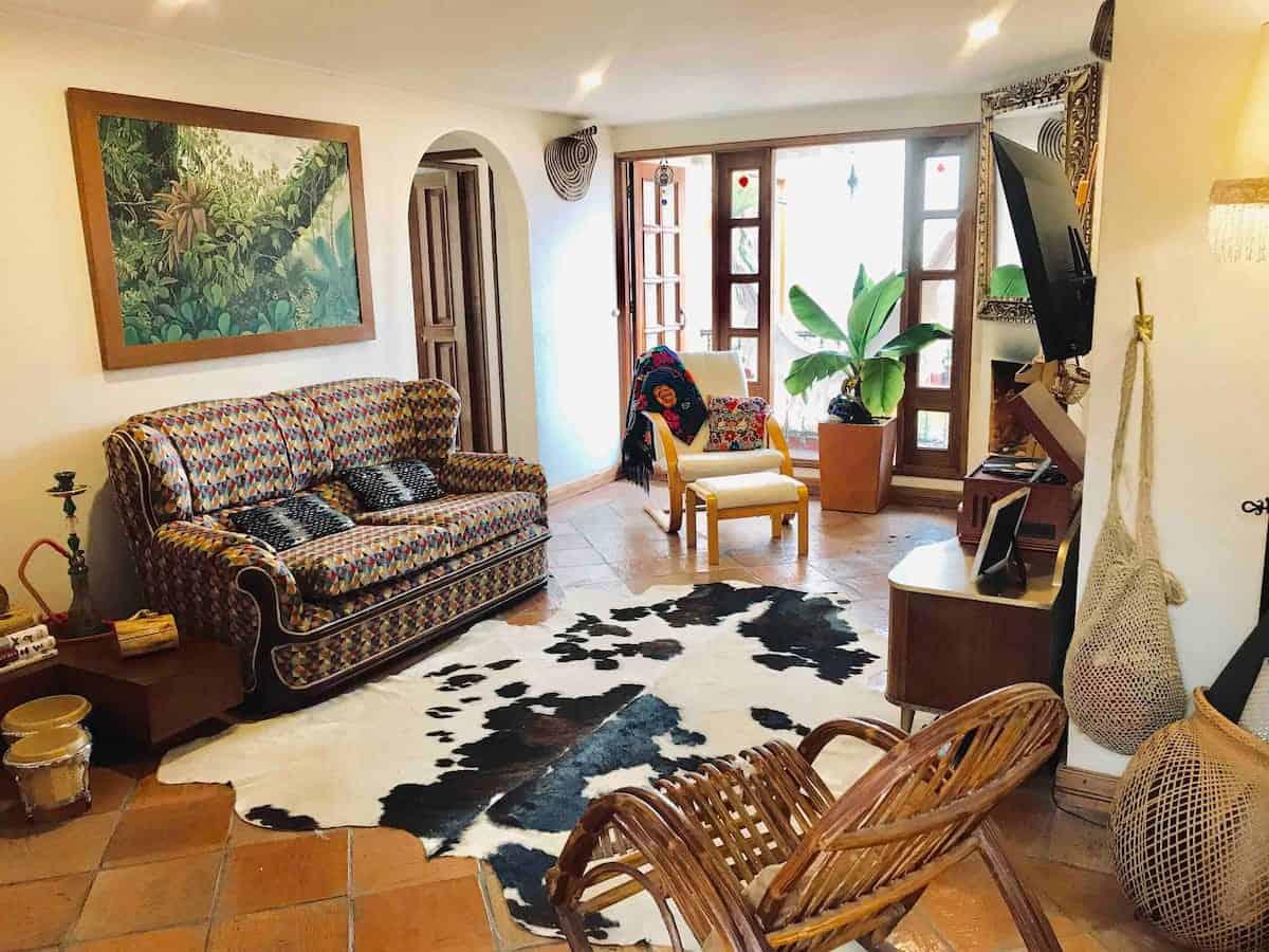 La Candelaria Bogota Airbnb