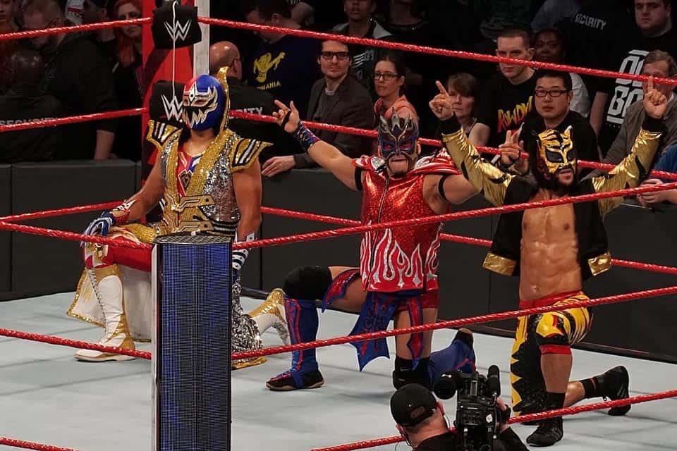 Lucha Libre Mexico City