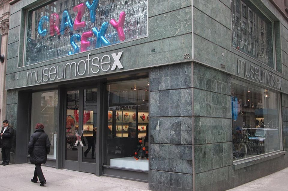 Museum Of Sex Unusual Things To Do In New York City
