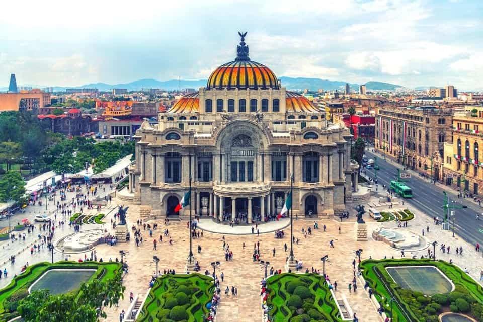 Palacio Bellas Artes Centro Historico