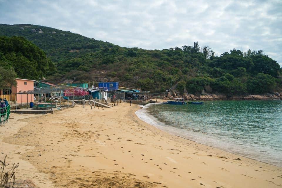 Po Toi Island Beach
