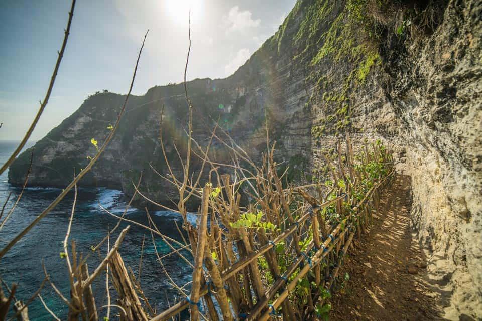 Seganing Waterfall Nusa Penida Trip