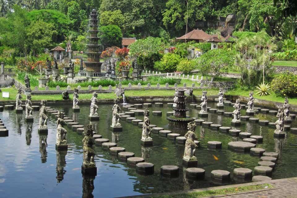 Taman Tirta Gangga Bali Trip