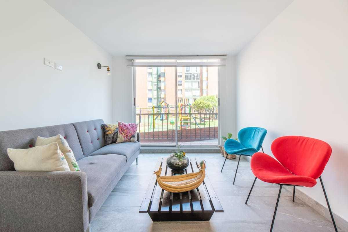 Teusaquillo Airbnb