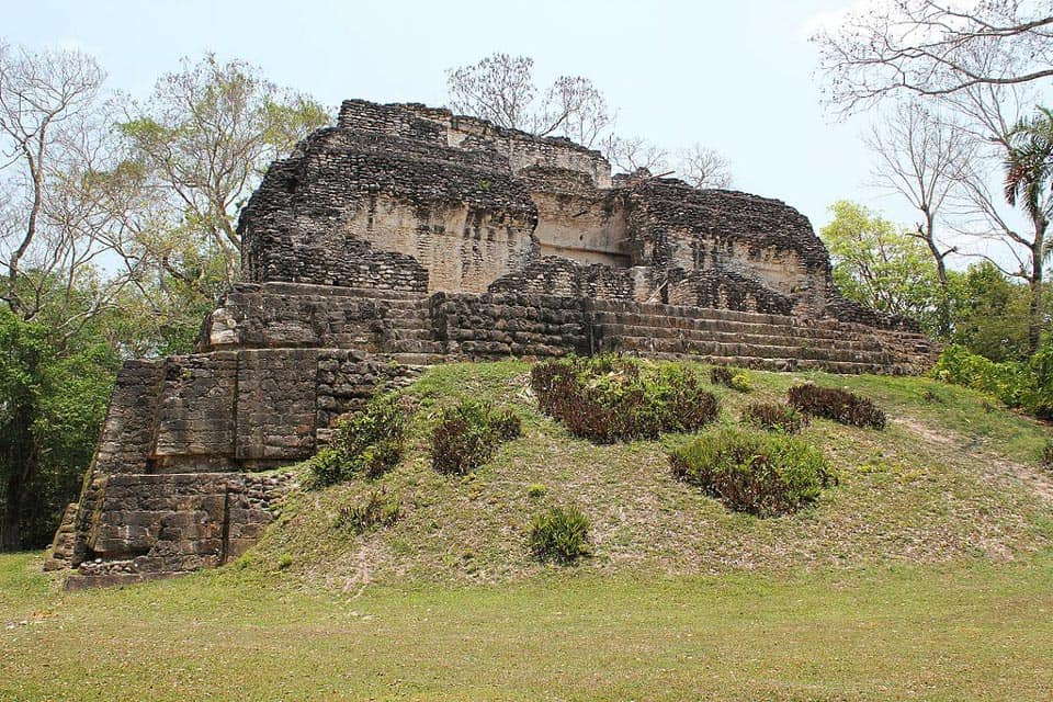 Uaxactun Ruins Flores Guatemala Places To Visit