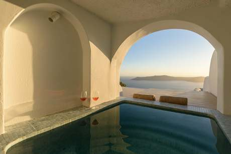 Vacation Rentals In Santorini
