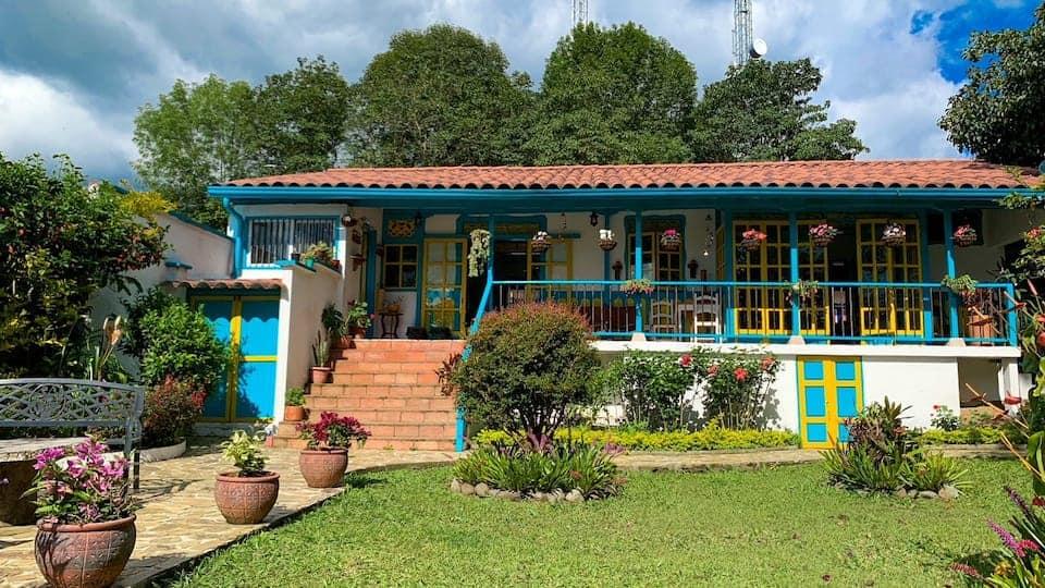 Valle Del Cocora Salento Quindio Colombia