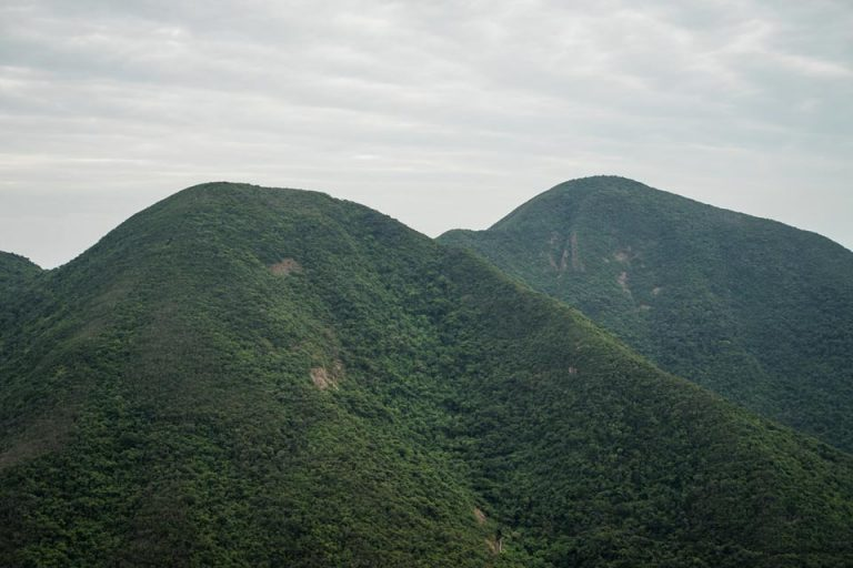 Violet Hill And Twin Peaks Hike In Hong Kong