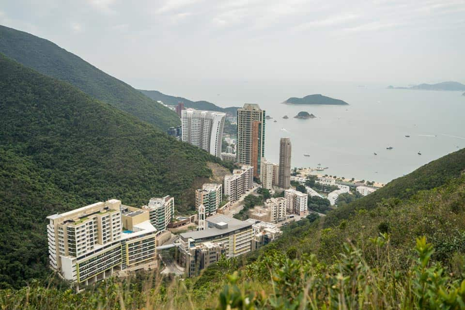 Violet Hill Hike Hong Kong