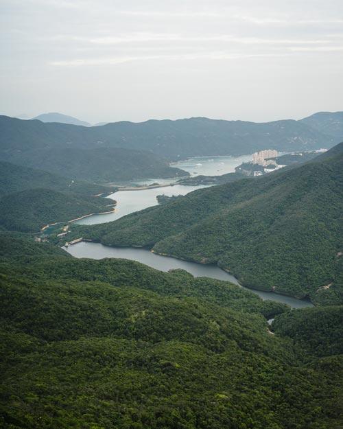 Violet Hill Tai Tam Reservoir
