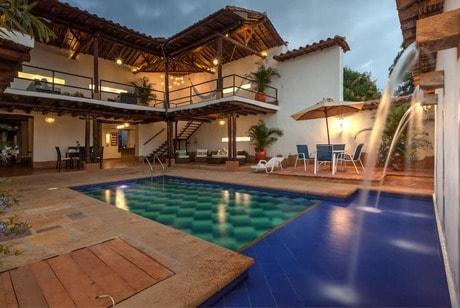 Where To Stay In Barichara Colombia