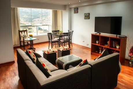 Where To Stay In Huaraz