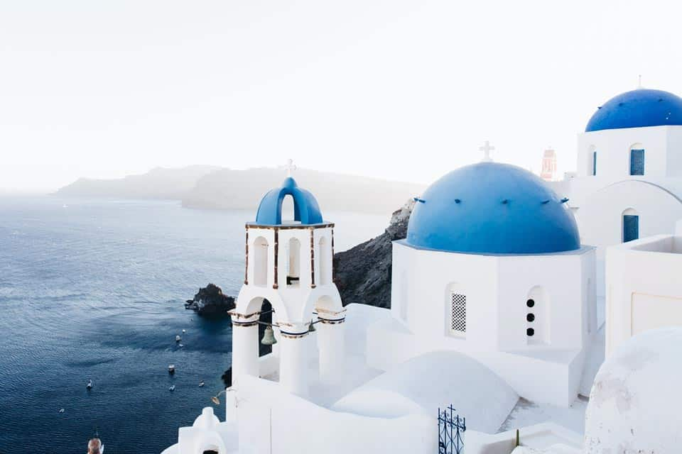 Where To Stay In Santorini Airbnb Featured