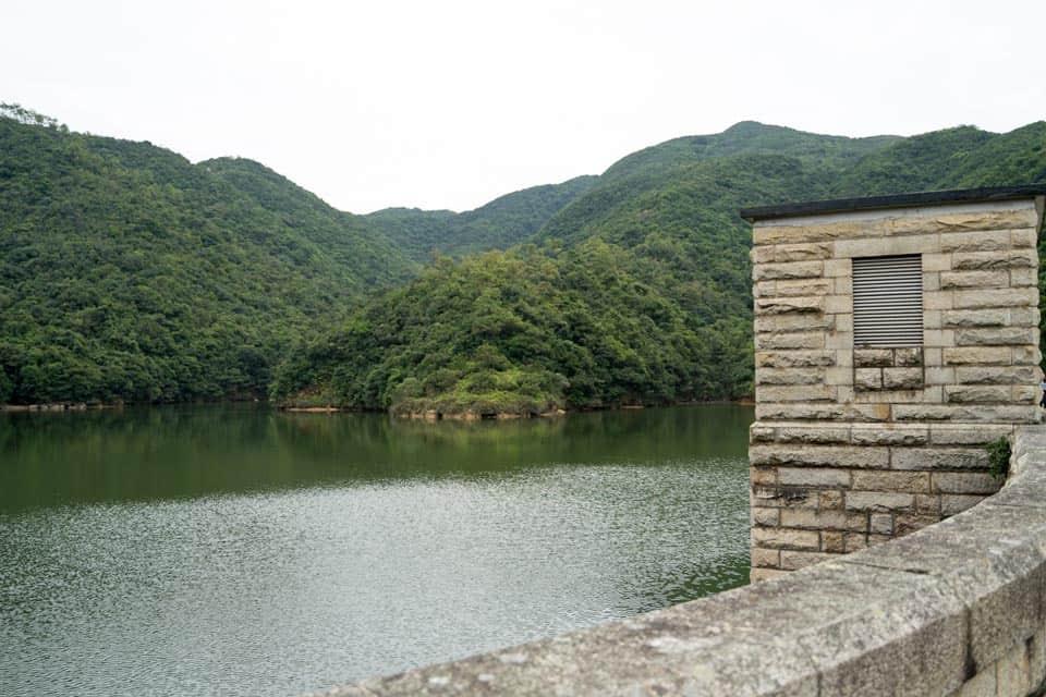 Wong Nai Chung Reservoir Wilson Trail