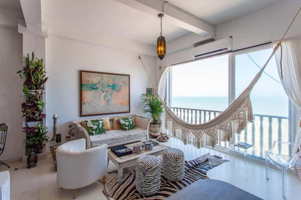 Airbnb Cartagena Colombia