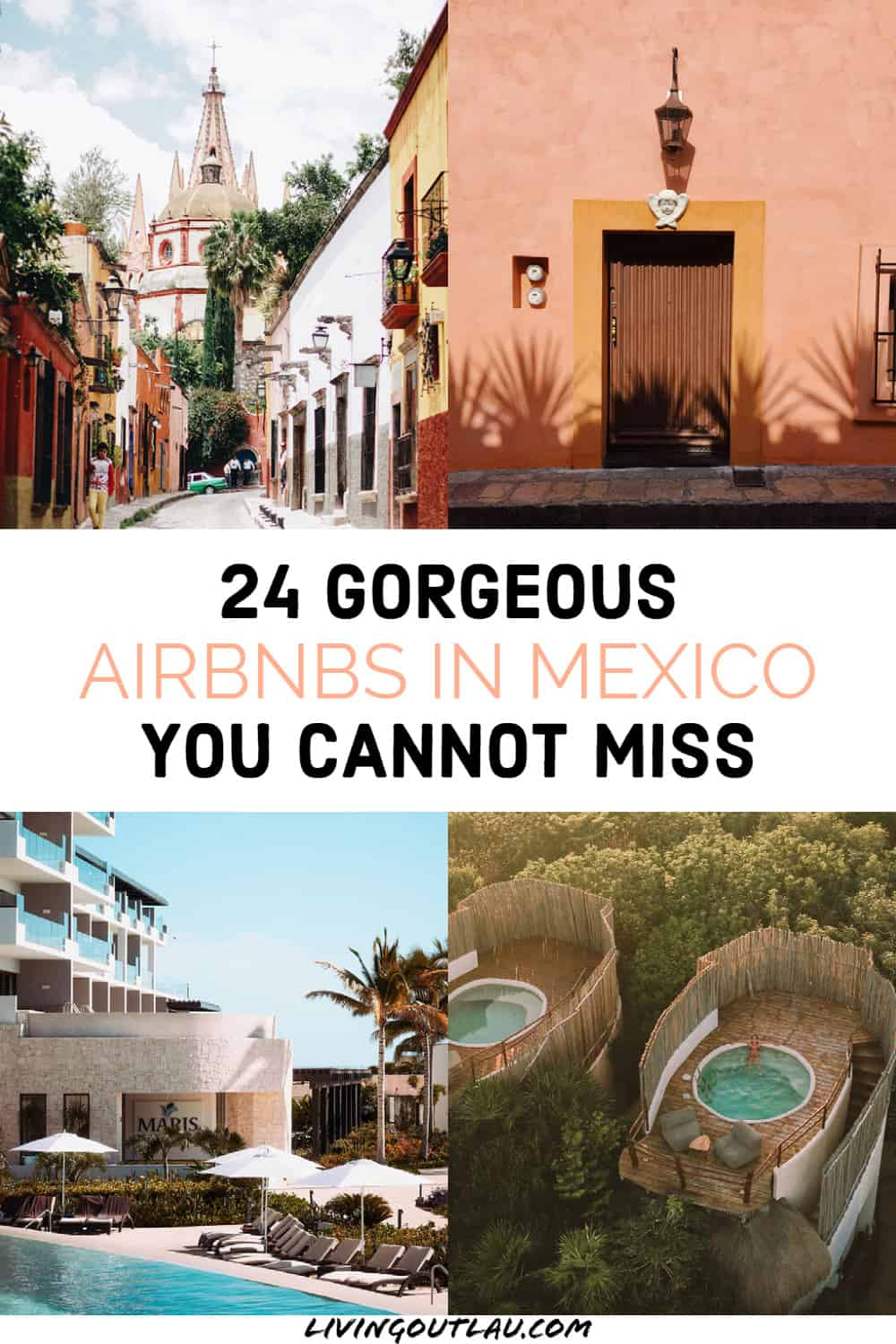 Airbnbs In Mexico Places To Stay Pinterest