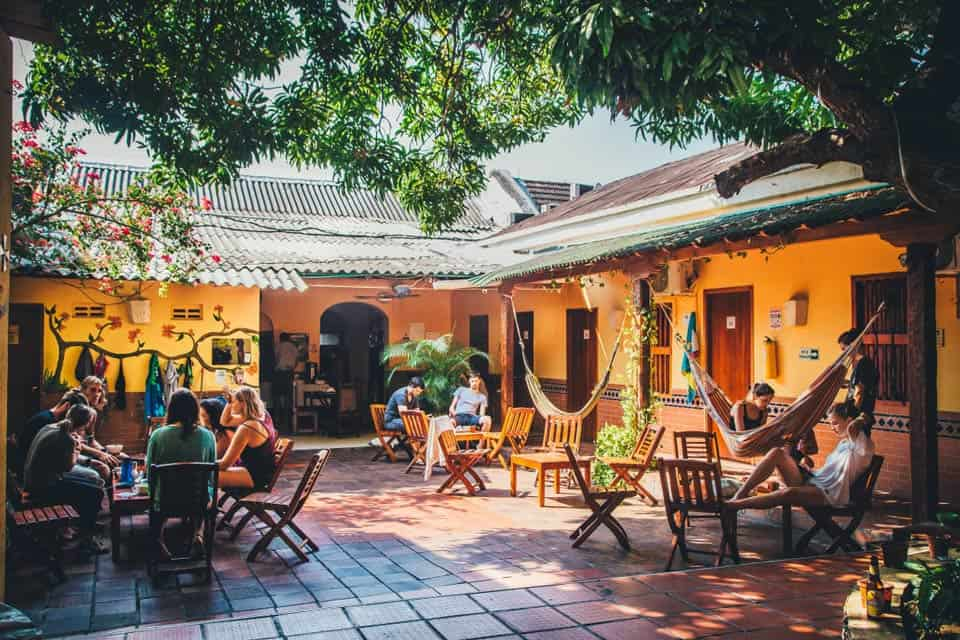 Cartagena-Where-To-Stay-Hostel