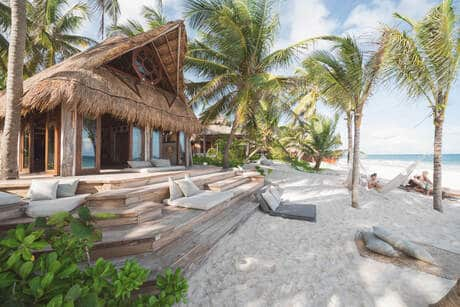 Delek 5 Star Hotels Tulum Mexico
