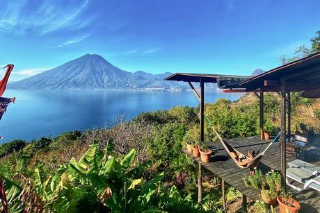 Lake Atitlan Hotels Guatemala