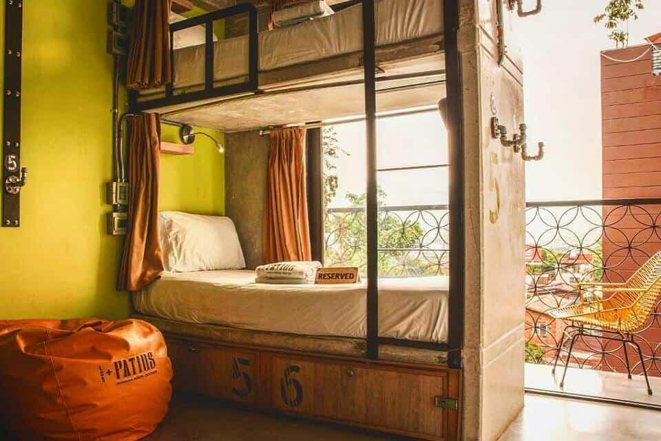 Los Patios Hostel Medellin Colombia