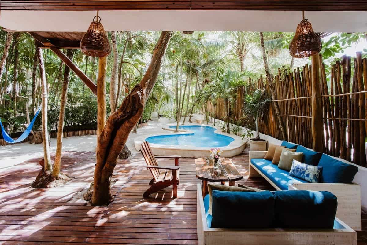 Luxury Hotels In Tulum