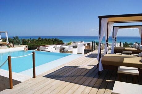 Playa Del Camen Beach Mexico Airbnb