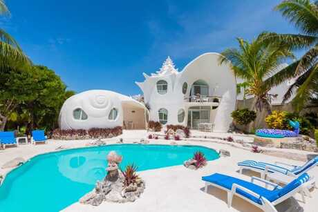 Unique Airbnb in Mexico
