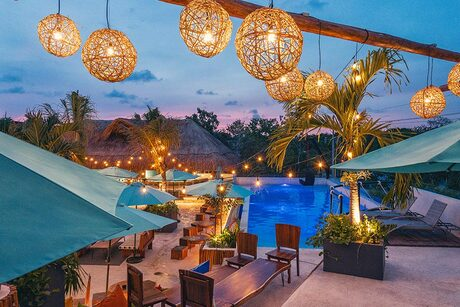Unique Places To Stay In Tulum Mexico