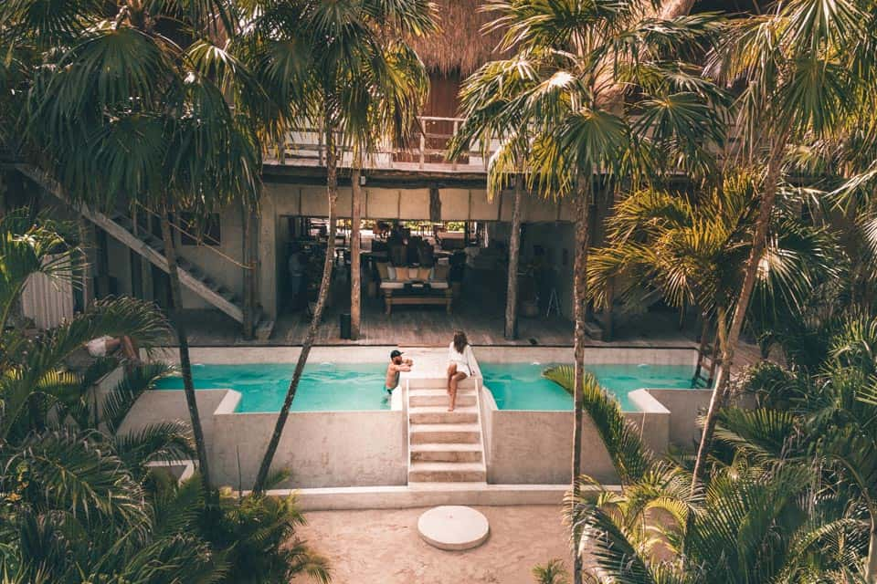 Where To Stay In Tulum Mexico Featured