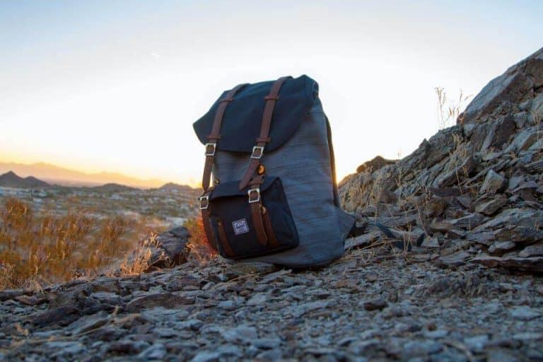 Backpacking Minimalist