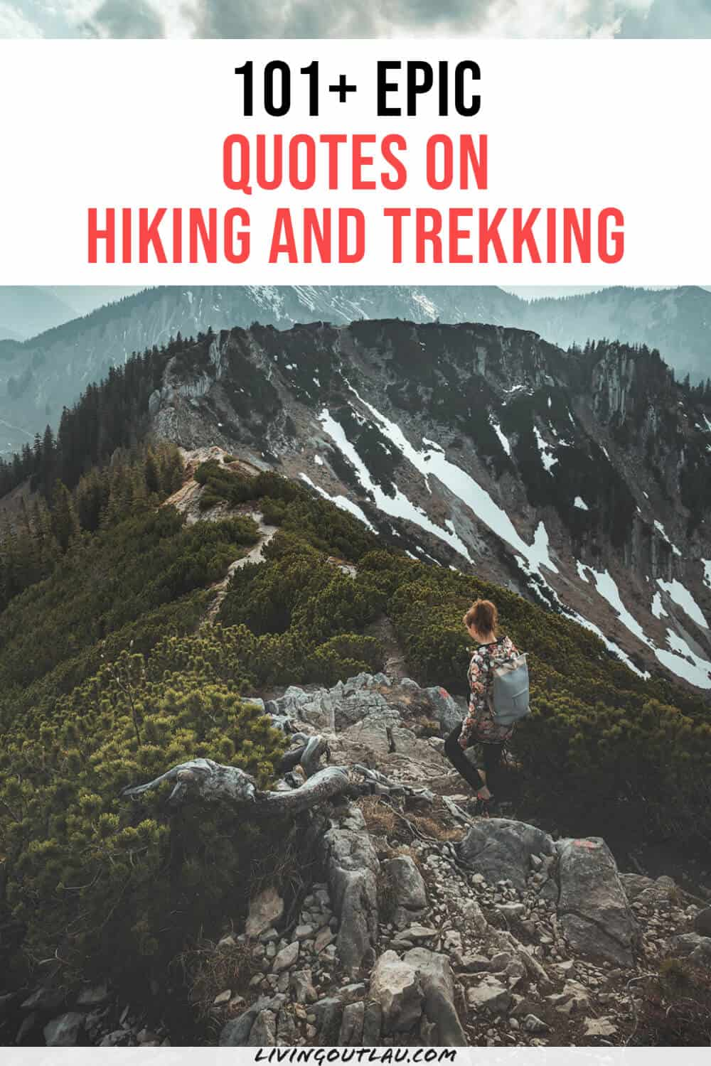 Best Hiking Quote Pinterest