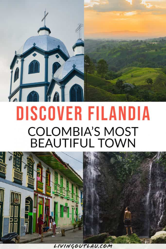 Filandia Visit Colombia Quindio Pinterest