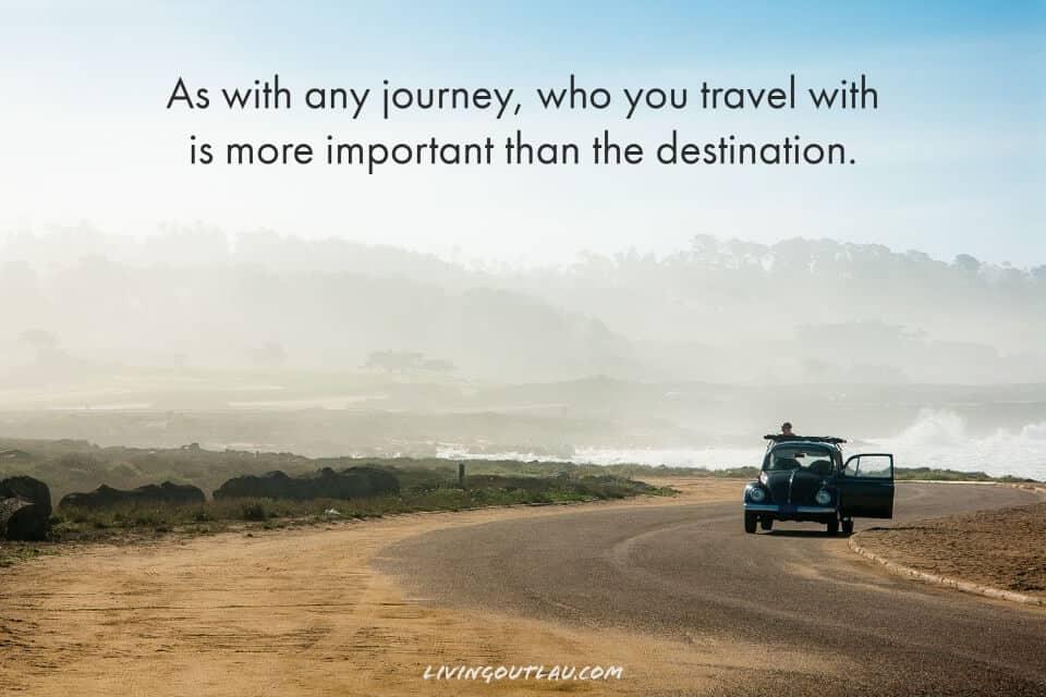 Friend Travel Quotes