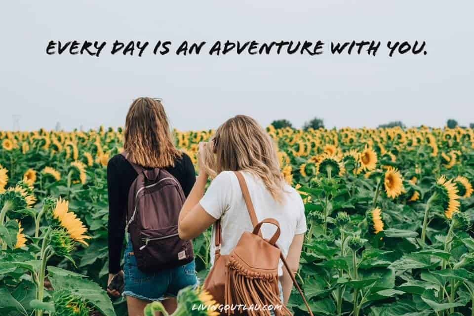 Friendship Quotes Travel