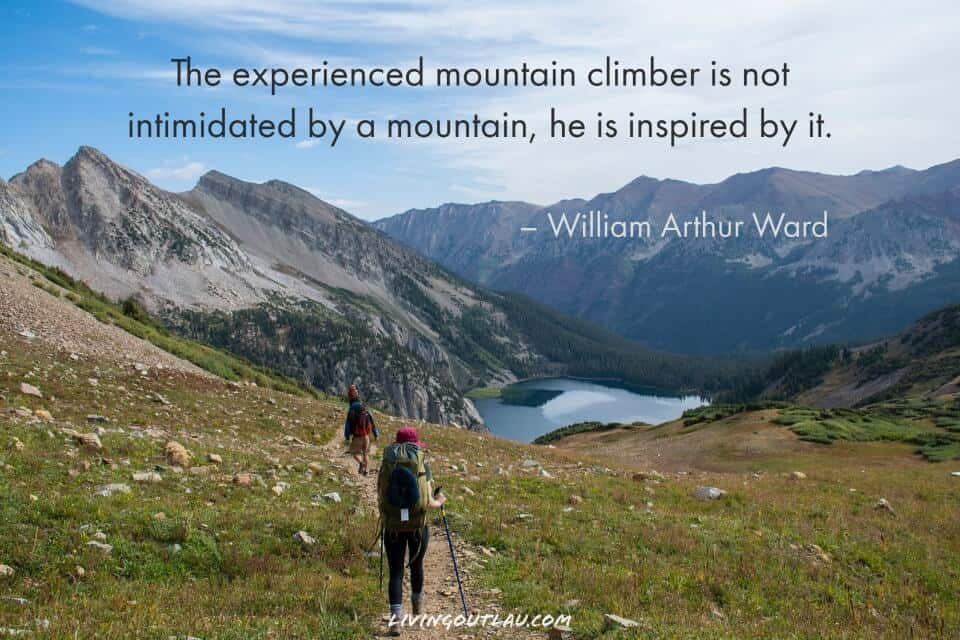 Hiking Sayings