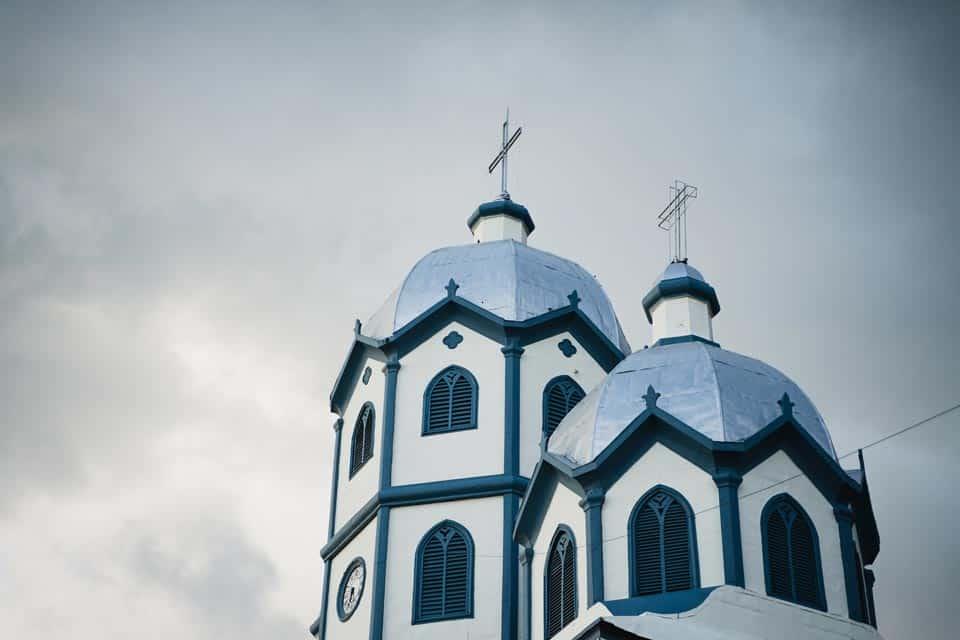 Iglesia Maria Inmaculada Filandia Trip
