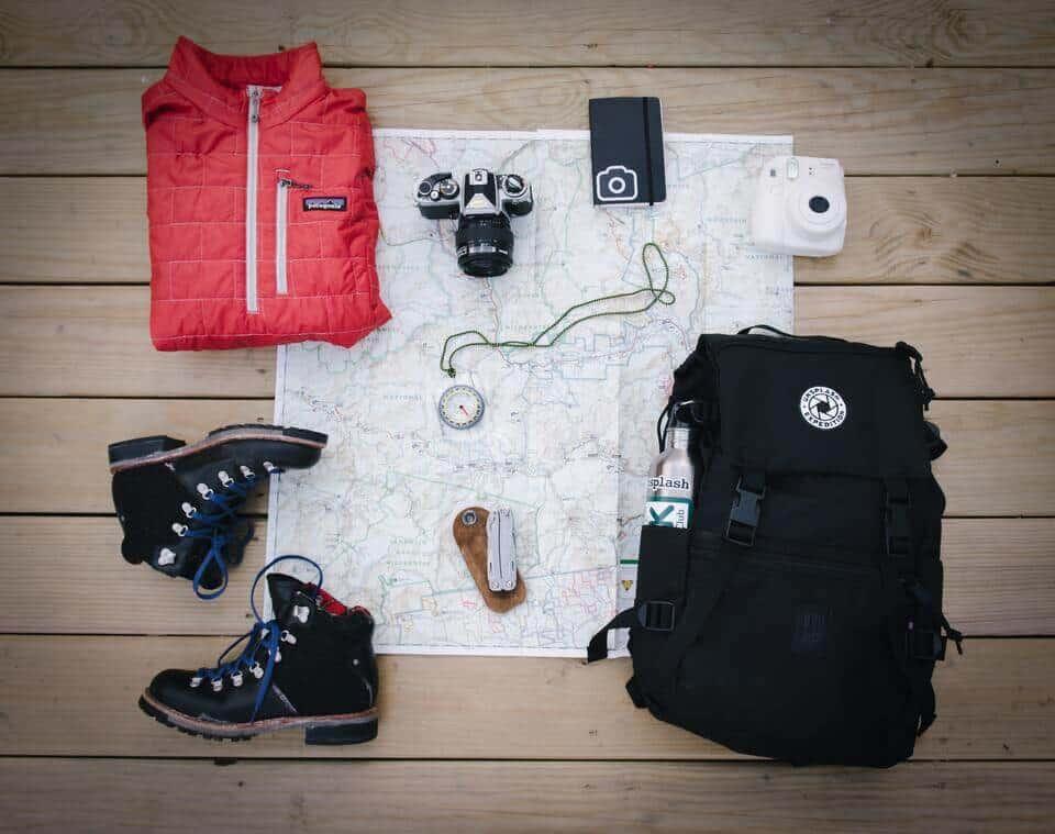 Light Backpacking