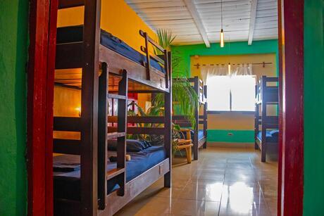 Los Amigos Hostel Flores Guatemala