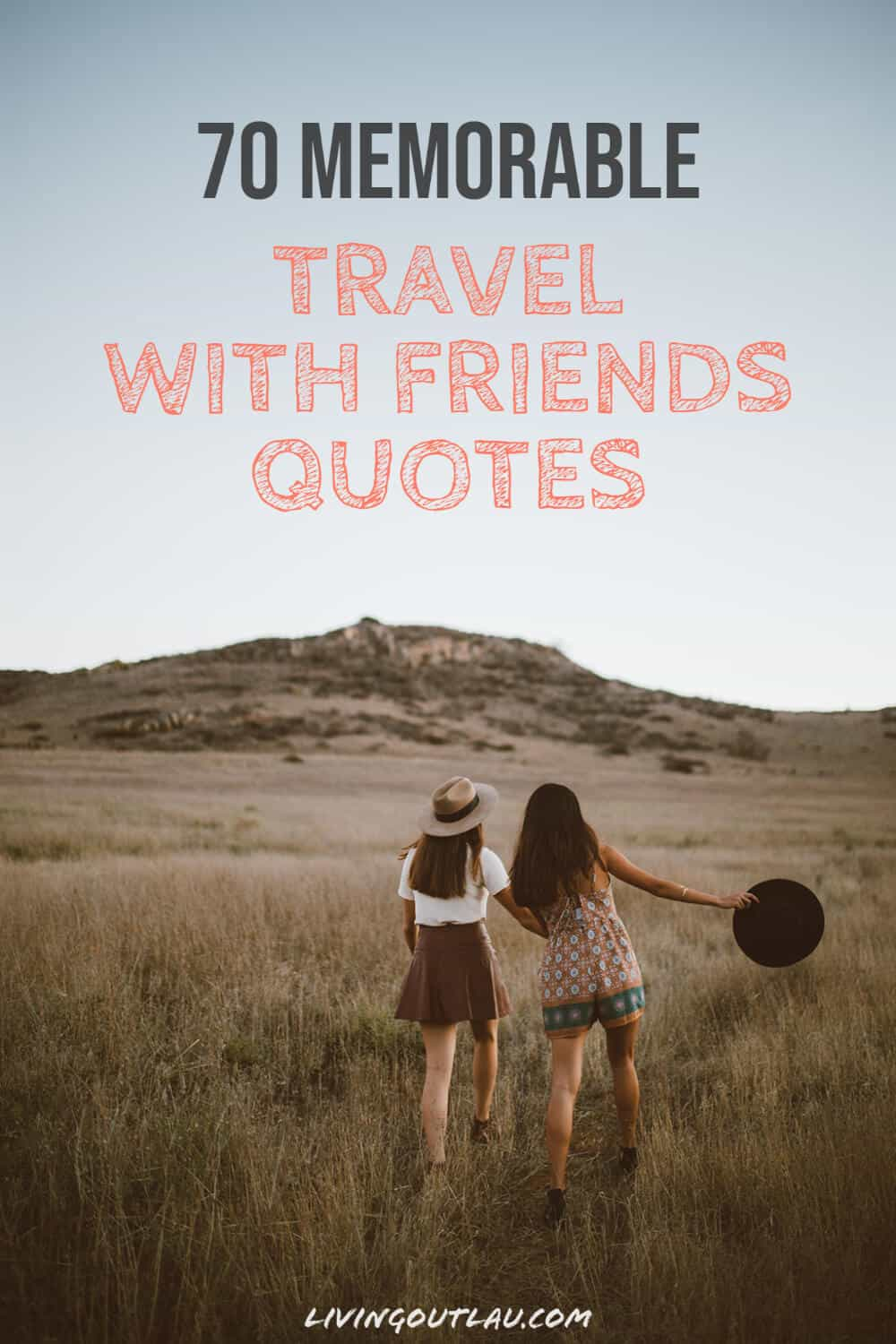 Quotes About Traveling With Friends Pinterest