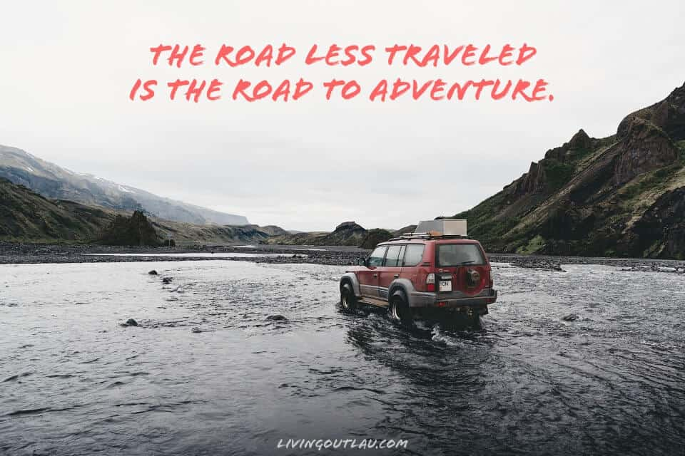 Quotes For Road Trips
