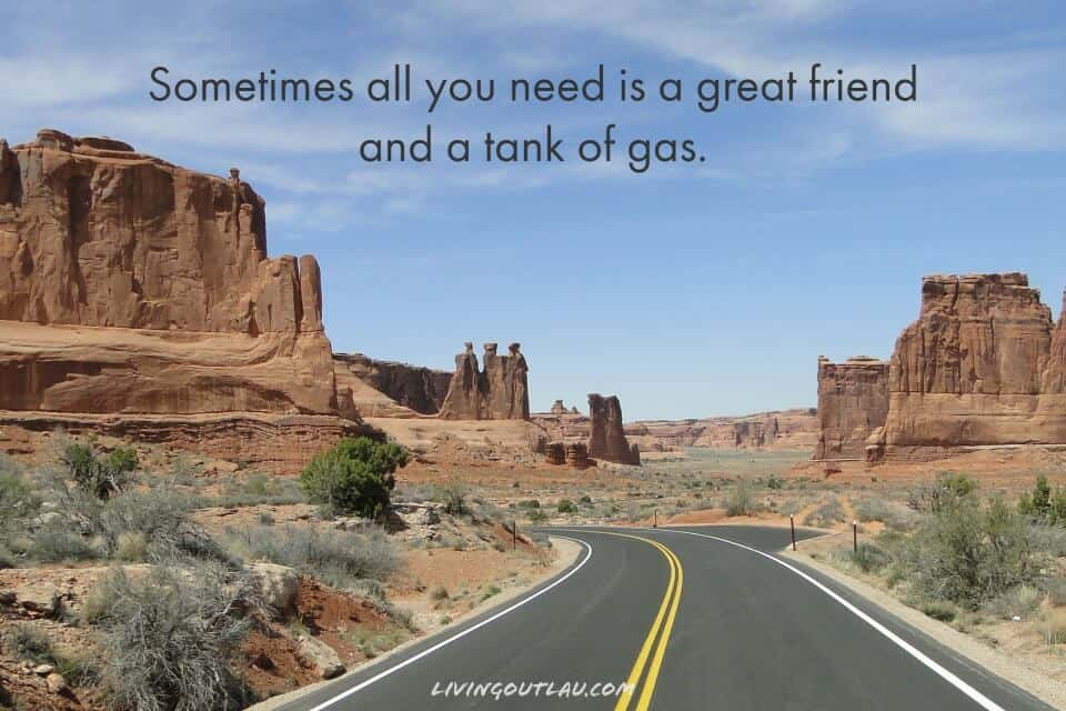 Road trip With Friends Quotes