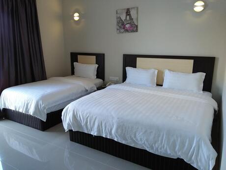 Sekinchan Hotels
